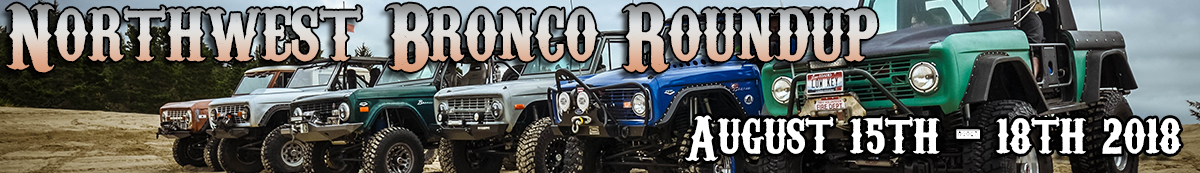 Northwest Bronco Roundup