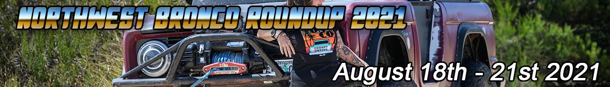 Northwest Bronco Roundup